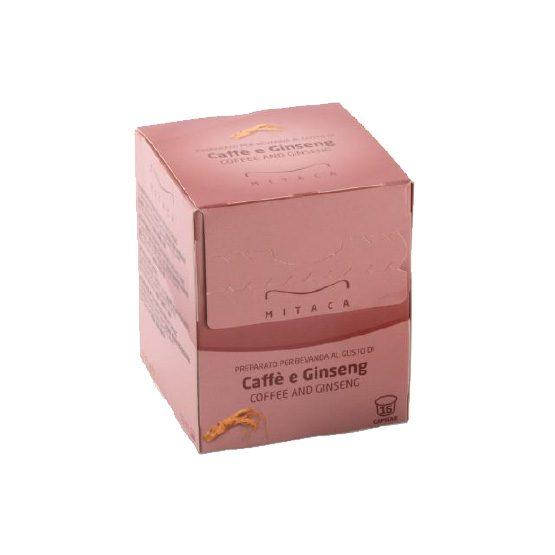 Ginseng pack 16 capsule che amor di caffè