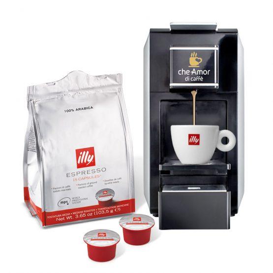 starter kit che amor di caffè comodato d'uso