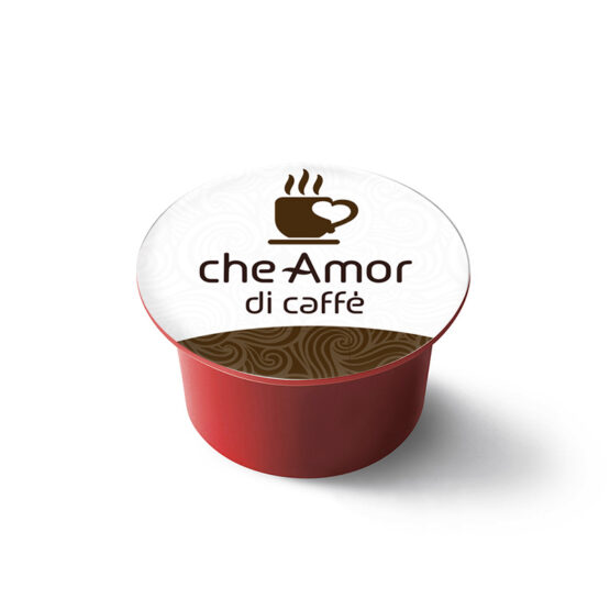 cialda che amor di caffè pregiato